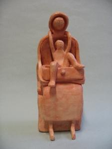 sur le thème de la maternité